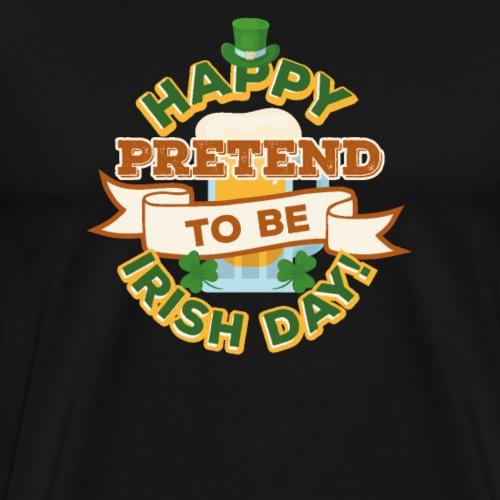 Happy Pretend To Be Irish Day
