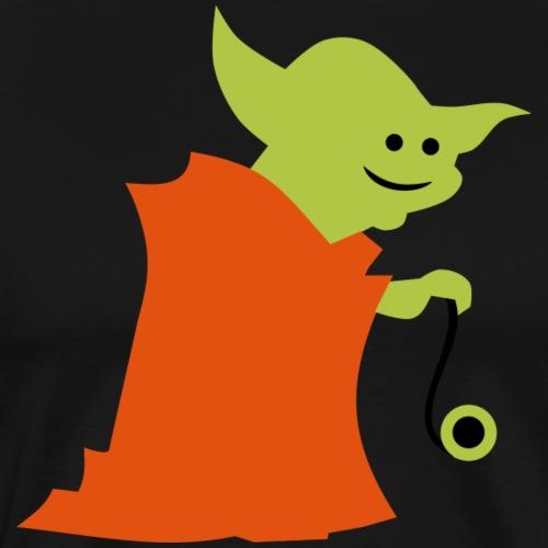 Master Yoyo - Männer Premium T-Shirt