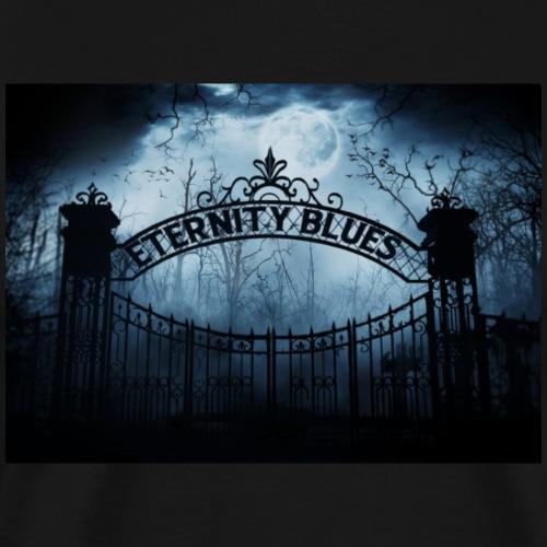 Eternity Blues - Maglietta Premium da uomo