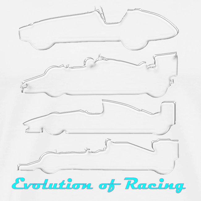 Evolution of Racing
