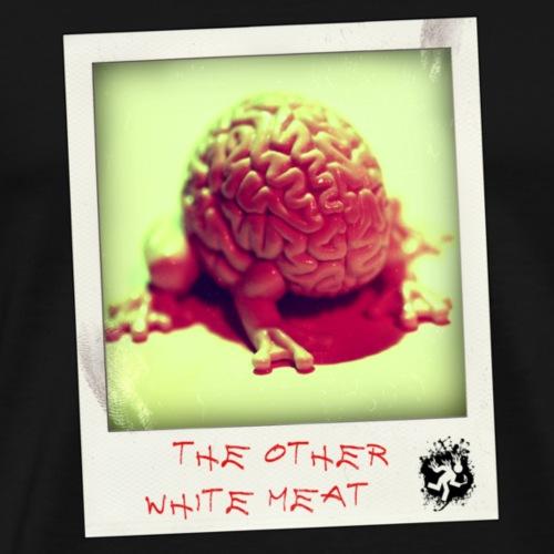 POLAROID the other white meat - T-shirt Premium Homme