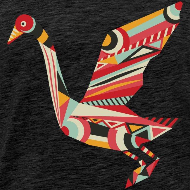 Origami bird Japanese