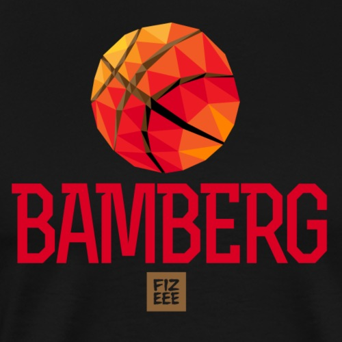 Bamberg LETS GOOOO - Männer Premium T-Shirt