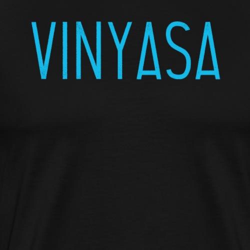 VINYASA - Männer Premium T-Shirt