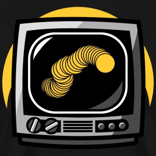 Fernsehen am Dienstag macht Spaß - Männer Premium T-Shirt