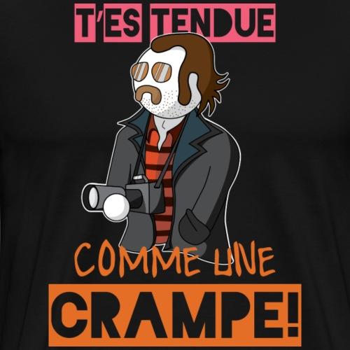 Claudy Faucan Dikkenek - T-shirt Premium Homme