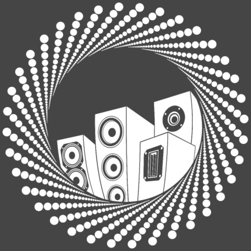 Speaker circuit - Männer Premium T-Shirt