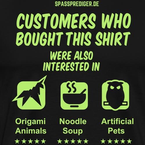 Empfehlung: Blade Runner - Männer Premium T-Shirt
