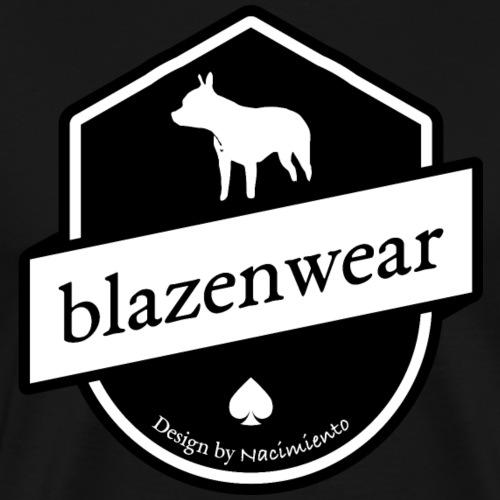 Blazenwear Shield - Männer Premium T-Shirt