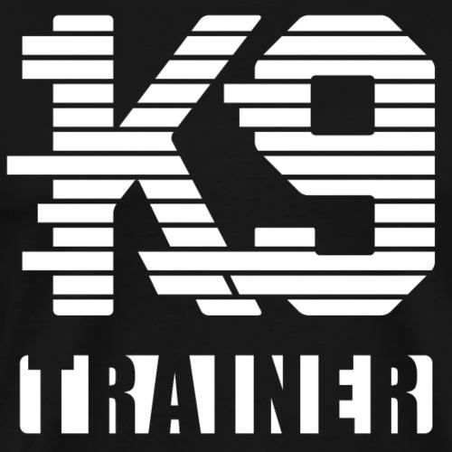 K9 -Trainer - Men's Premium T-Shirt