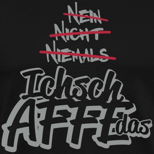 Ich SCHAFFE das - Männer Premium T-Shirt