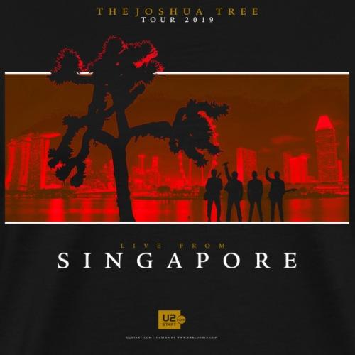 JT2019: Singapore - alternative 2 - Men's Premium T-Shirt
