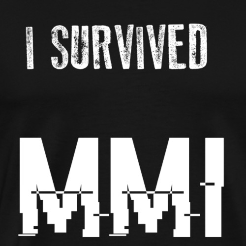 MMI survivor alternative - T-shirt Premium Homme