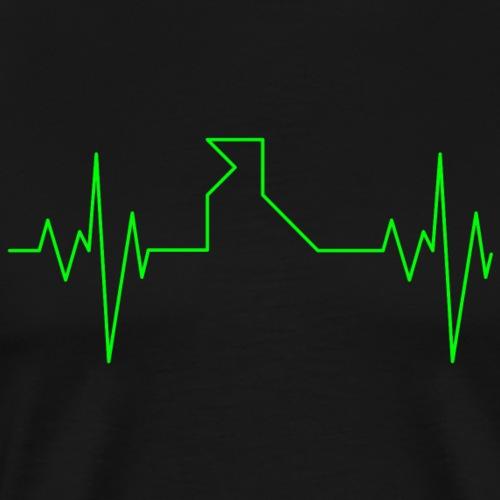 Heart Beat Origami