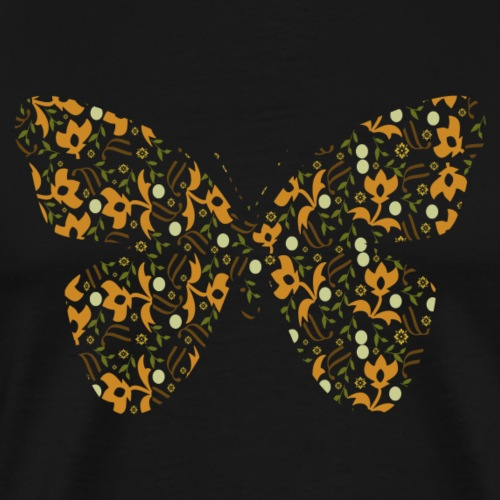 Butterfly III - Men's Premium T-Shirt