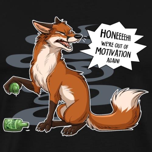 Out of Motivation - Männer Premium T-Shirt