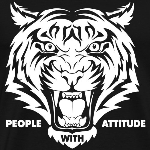 tijger - Mannen Premium T-shirt