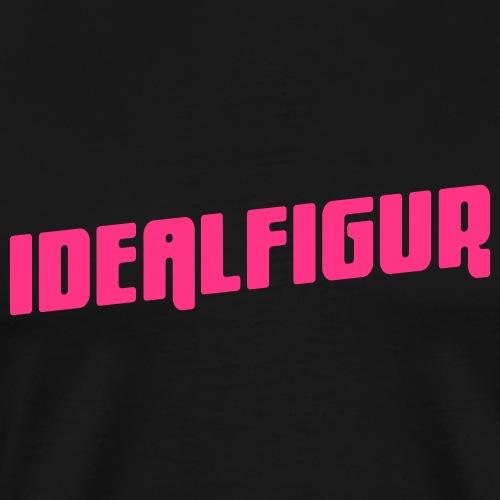 idealfigur - Männer Premium T-Shirt