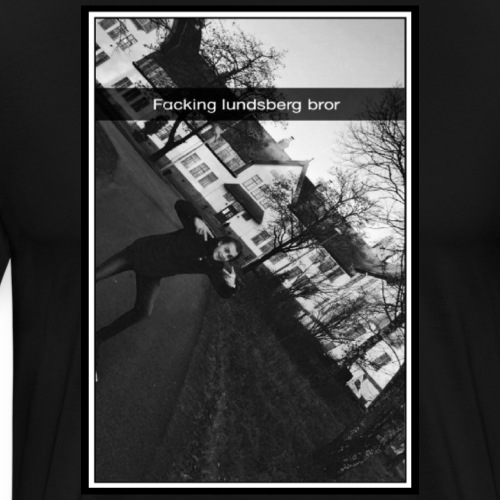 En Skola I Tiden - Premium-T-shirt herr