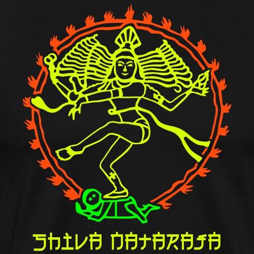 Shiva Nataraja - Camiseta premium hombre