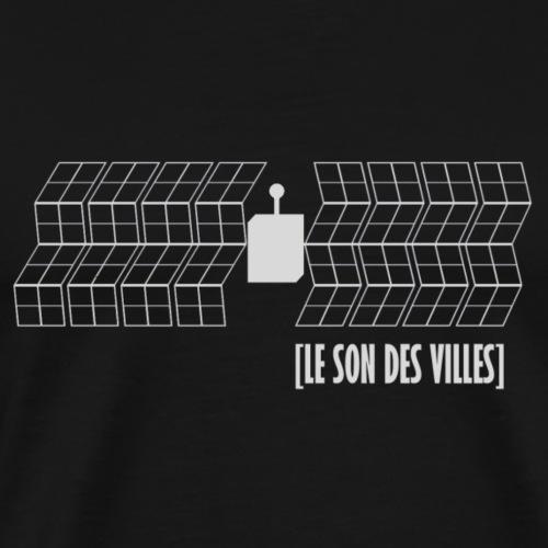 Satellite by lesondesvilles - T-shirt Premium Homme