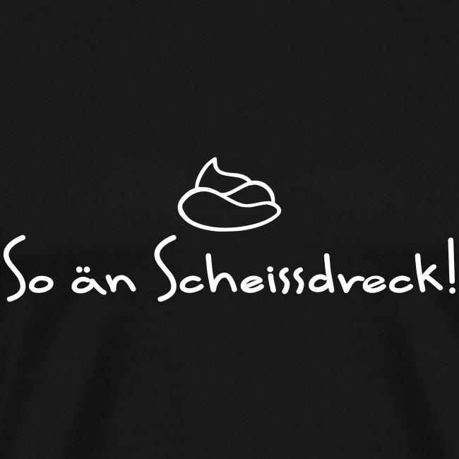Hohenlohe: Scheissdreck