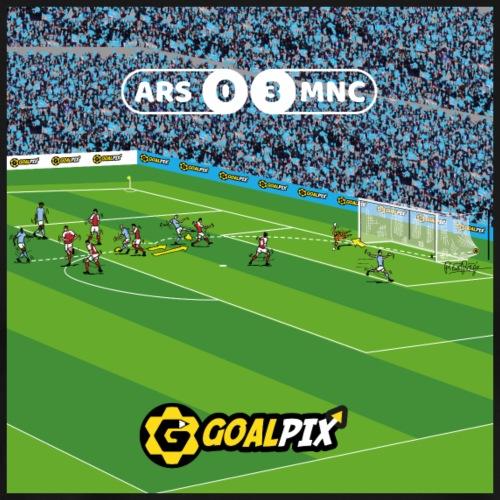 ARS-MNC 0-3 | Canvass - Maglietta Premium da uomo