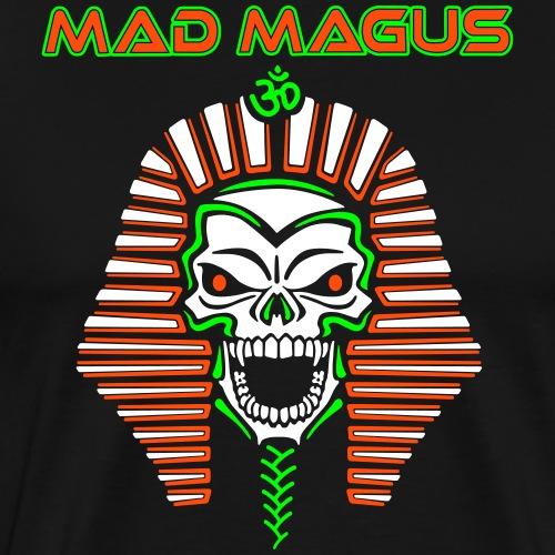 verrücktes magus shirt - Männer Premium T-Shirt