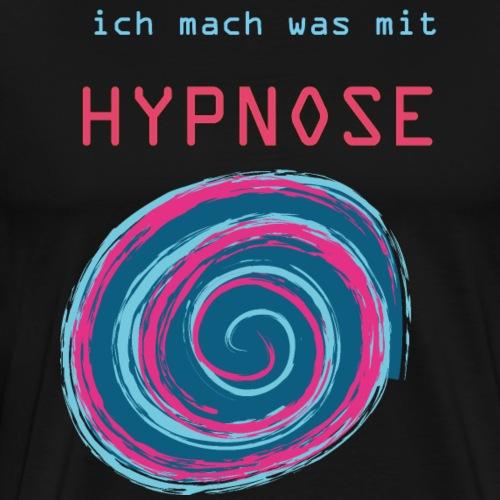 Hypnose - Männer Premium T-Shirt