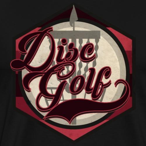 Disc Golf Time - Camiseta premium hombre