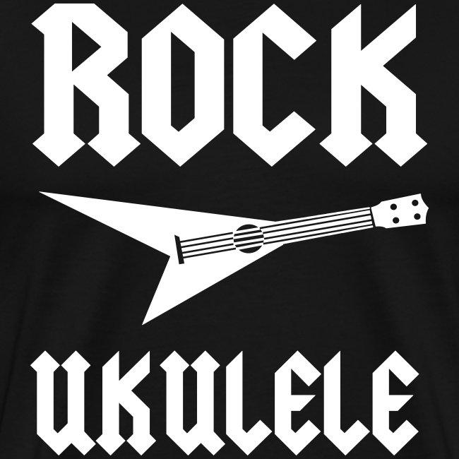 Rock Ukulele T-Shirt