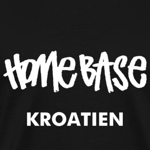 WORLDCUP 2018 KROATIEN - Männer Premium T-Shirt