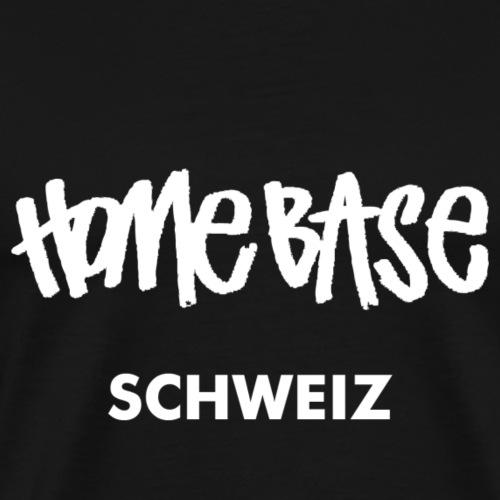 WORLDCUP 2018 SCHWEIZ - Männer Premium T-Shirt