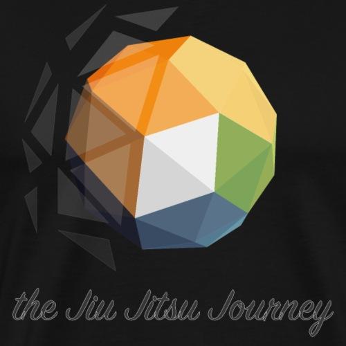Jiu Jitsu Journey - Männer Premium T-Shirt