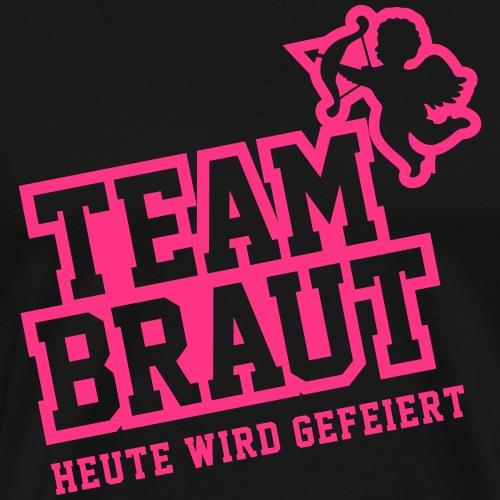 Team Braut - JGA - Männer Premium T-Shirt