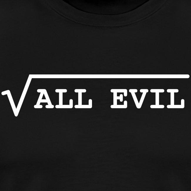 Root of all evil – lustige Geschenkidee