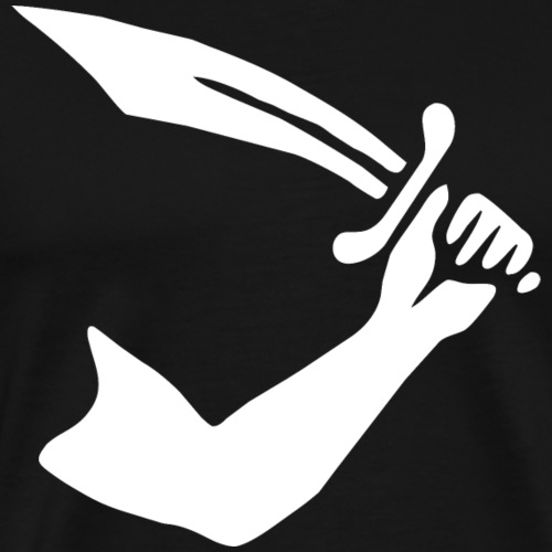 Thomas Tew Flag - T-shirt Premium Homme