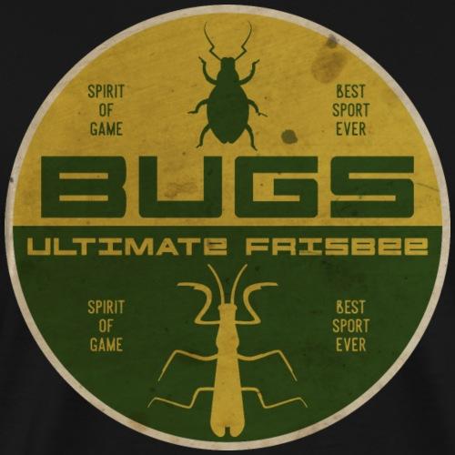 Bugs Ultimate Frisbee - Camiseta premium hombre
