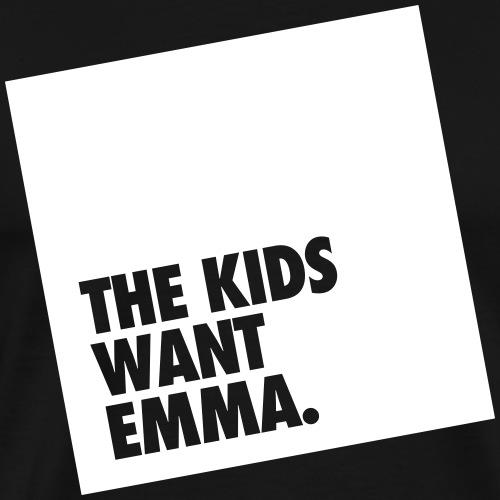 emma - Männer Premium T-Shirt