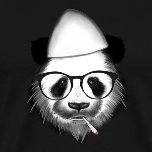 Panda me Plis - Männer Premium T-Shirt