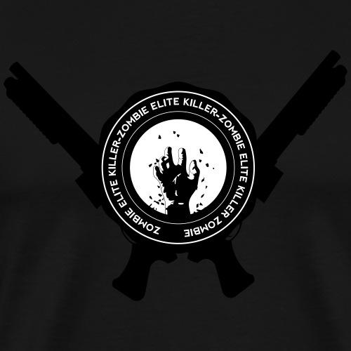 Zombie_Elite_v2 - Männer Premium T-Shirt