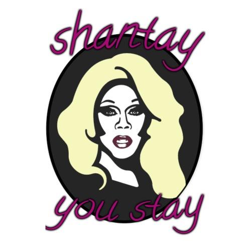 RuPaul - Shantay You Stay - Men's Premium T-Shirt