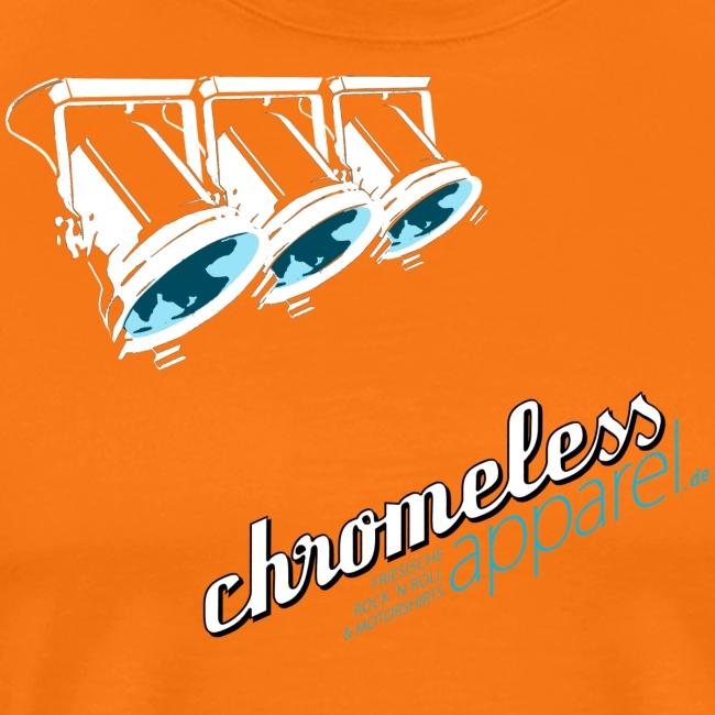 CHROMELESS SPOTLIGHT