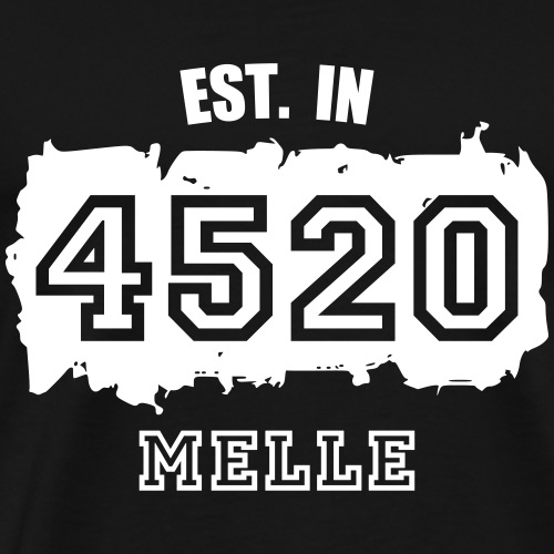 4520 Melle - Established - Männer Premium T-Shirt