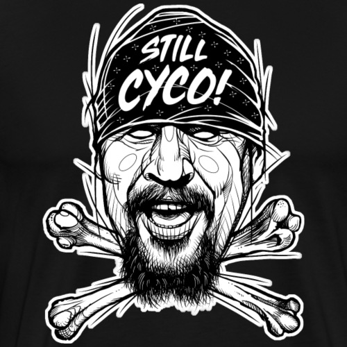 Still Cyco! (Possessed to skate) - Camiseta premium hombre