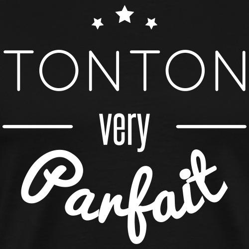 tonton very parfait - T-shirt Premium Homme