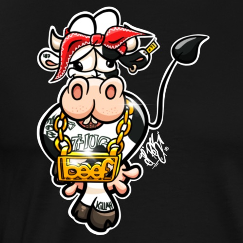 Thug Cow / Gangster Kuh