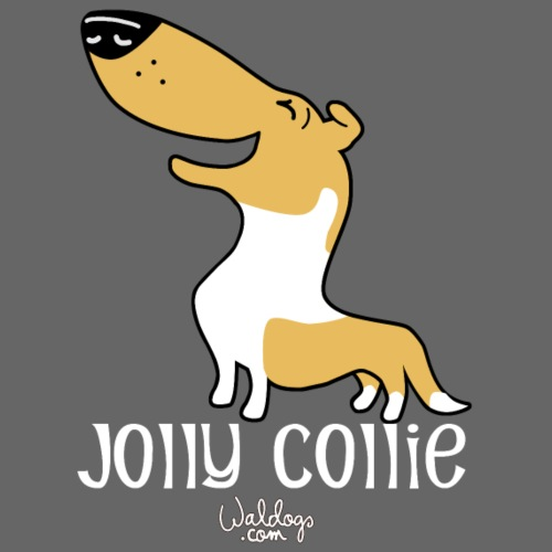 jolly - Miesten premium t-paita