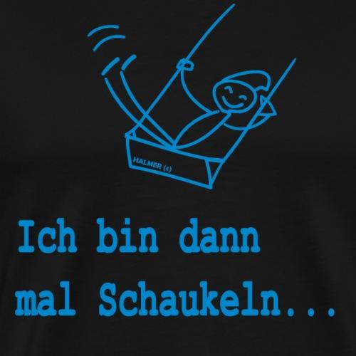 Schaukeln - Männer Premium T-Shirt