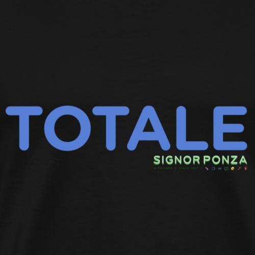 TOTALE - Maglietta Premium da uomo